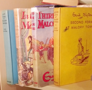 Malory Towers Books