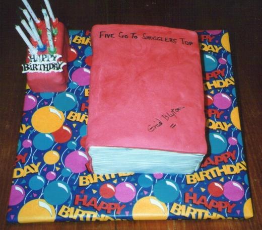 Virtual cake to celebrate with