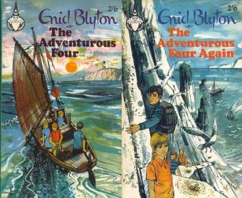 Adventurous four