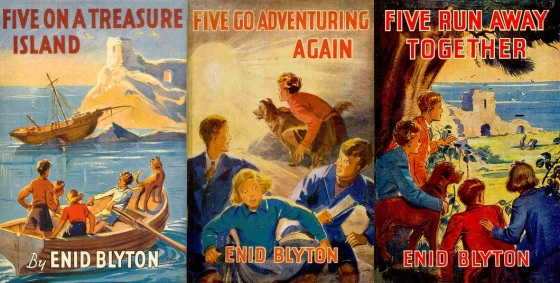 Series Synopsis Famous Five Books 1 3 World Of Blyton