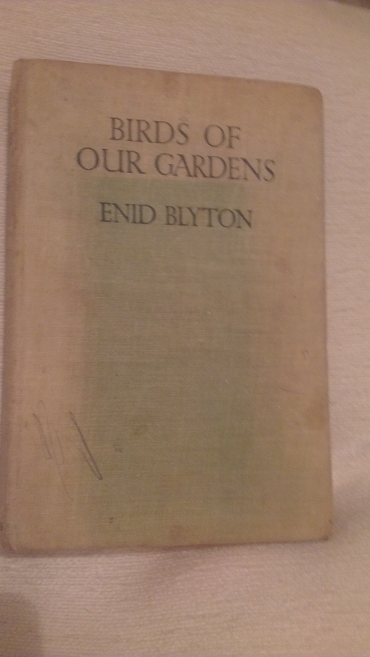 My Second Christmas Present: Birds of Our Gardens Fifth Edition 1951