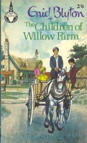 "Merlin paperback of ""The Children of Willow Farm"""