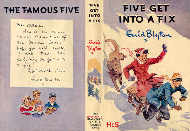 Blyton's Winter and Christmas Reads Part Two (4/5)