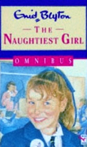 "Red Fox omnibus edition of the ""Naughtiest Girl"" series."