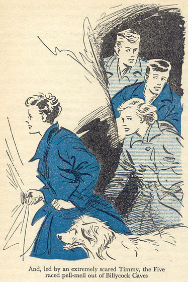 Series Synopsis: The Famous Five Books 16-18 (2/4)