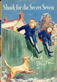 Shock for the Secret Seven, 1962 Illustrator Unknown