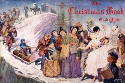 The Christmas book illustrated by Treyer Evans in 1944
