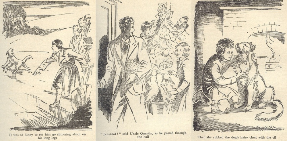 Blyton's Winter and Christmas Reads Part One (2/6)