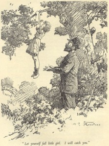 Tammylan catching Penny by Harry Rountree