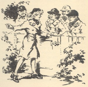 Susie and her group illustrated by George Brook