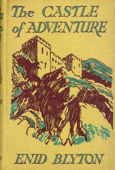 Stef's six favourite Blyton books (5/6)