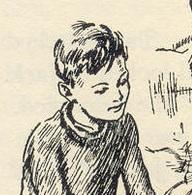 Jack Trent of the Adventure Series, drawn by Stuart Tresilian