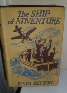 The Ship of Adventure I bid on. Picture taken from eBay listing.