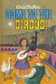 "Dean edition of ""Come to the Circus!"", cover uncredited"