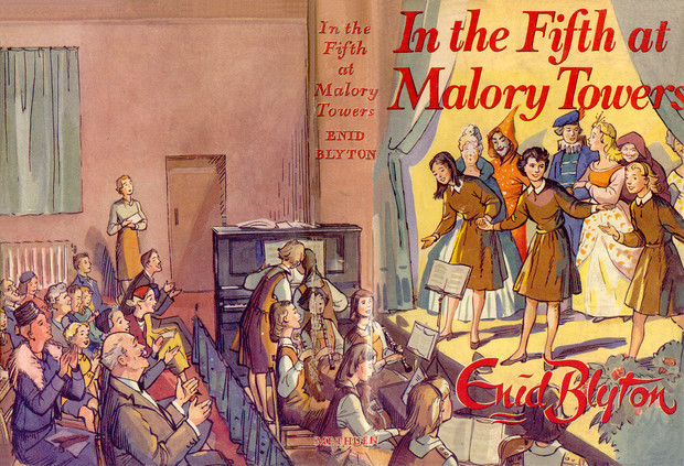 Image result for in the fifth at malory towers