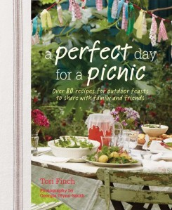 A Perfect Day for a Picnic by Tori Finch. The Book that started it all.
