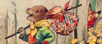 Brer Rabbit by Grace Lodge