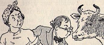 Mr Twiddle by Hilda McGavin