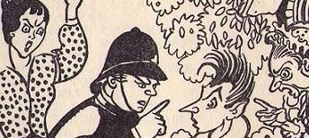 Mister Meddle by Rosalind M. Turvey and Joyce Mercer