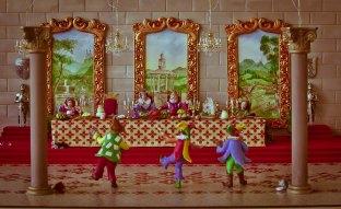 Walter Wick banquet scene