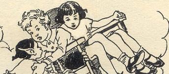 The WIshing Chair by Hilda McGavin