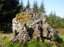 Fairy tower view point at The Hermitage, Dunkeld