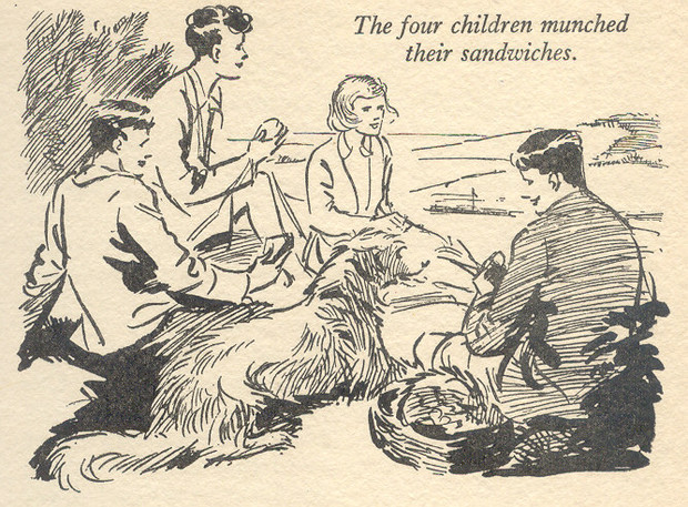 Series Synopsis Famous Five The Short Stories Part Two