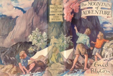First edition dustjacket