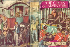 The Circus of Adventure Dustjacket
