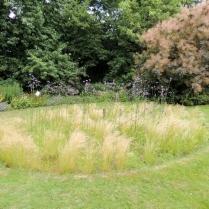 The circle garden