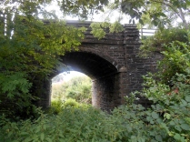 Bridge over the old Dundee-Newtyle Railway