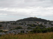 Dundee and The Law from Balgay Hill