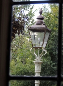 Lamp post Copyright Stephanie Woods
