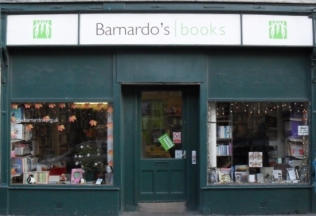 Barnardo's Books in St Andrews