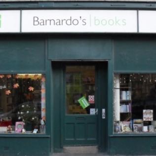Barnardo's Books in St Andrews