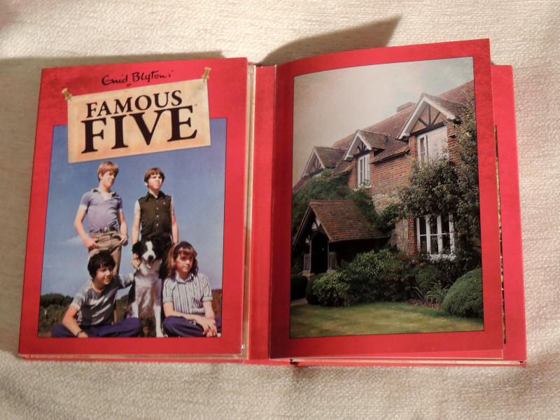 The Famous Five Complete DVD Box Set Review (2/6)