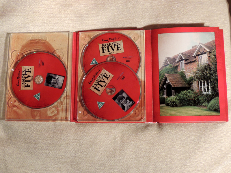 The Famous Five Complete DVD Box Set Review (4/6)