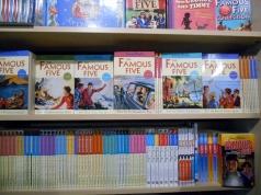 famous five seven stories