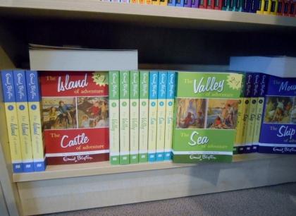 adventure series seven stories