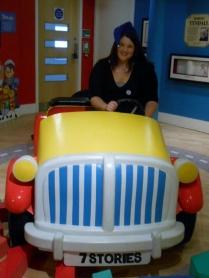 seven stories noddy's car