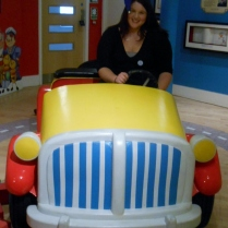 seven stories noddy's car