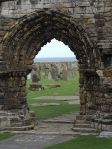 St Andrews cathedral arch