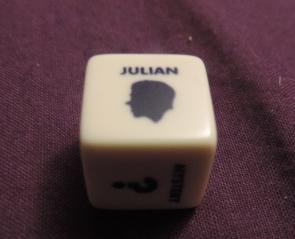 julian dice