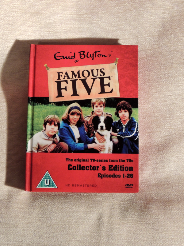 The Famous Five Complete DVD Box Set Review (1/6)
