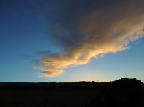 Clouds over Rosemill