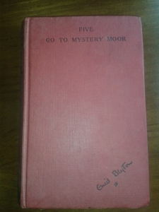 Corinna's Edition of Five Go to Mystery Moor