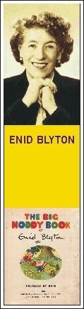 Blyton bookmark