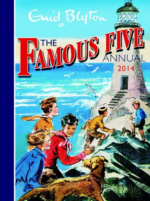 The annual's cover