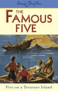 five on a treasure island 1997 paperback