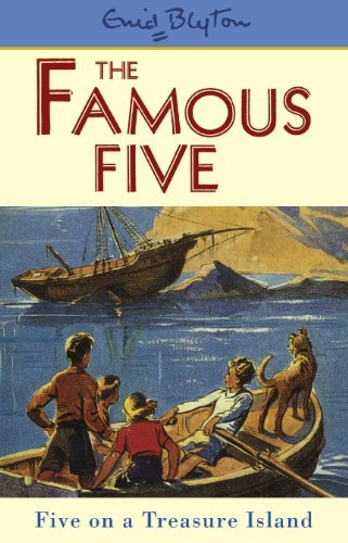 five on a treasure island 1997 paperback
